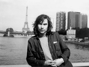 1977 Prvá návšteva Paríža, na nábreží Seiny My fi rst visit to Paris, the Seine embankment