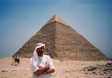 1998 Na jednej z ciest po Egypte A journey around Egypt