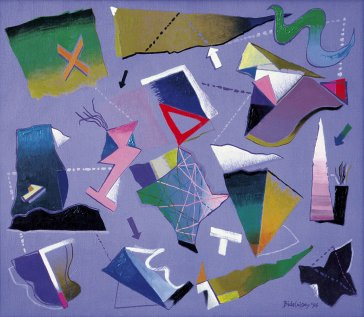 Znaky a symboly XIII | Signs and Symbols XIII, 1994