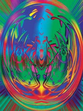 Orbis Pictus III | Orbis Pictus III, 2003 počítačová grafi ka | computer graphics, 37 × 28 cm