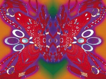 Orbis Pictus XXXIII | Orbis Pictus XXXIII, 2003 počítačová grafi ka | computer graphics, 28 × 37 cm
