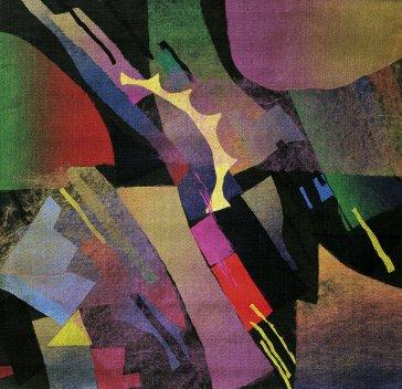 Nedeľa 00:00 | Sunday 00:00, 1995 art protis | art protis, 115 × 120 cm