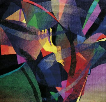 Sobota 00:00 | Saturday 00:00, 1995 art protis | art protis, 115 × 120 cm