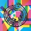 Kolobeh života | Life Cycle, 2007 serigrafi a | serigraphy, 60 × 60 cm