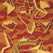 Na nebi a na zemi IV | In the Sky and on the Earth IV, 2007 serigrafi a | serigraphy, 38 × 29 cm