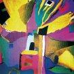Nanaimo | Nanaimo, 1995 art protis | art protis, 120 × 160 cm