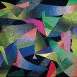 Sobota 24:00 | Saturday H 24:00, 1991 art protis | art protis, 113 × 130 cm