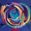 Zrodenie dňa | The Birth of Day, 1998 art protis | art protis, 98 × 119 cm